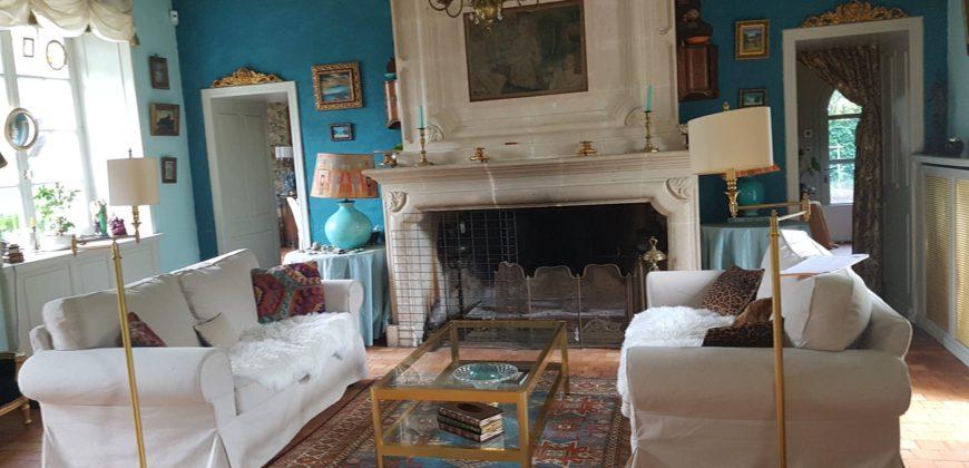 Vente maison – Montjean-sur-Loire