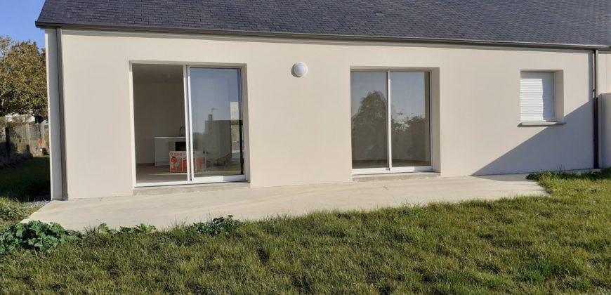 Vente maison – Le Louroux-Béconnais